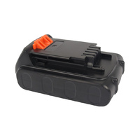 Black and Decker 20v 2000mah Li-ion Compatible Power Tool Battery