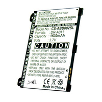 Aftermarket Amazon Kindle 2 and DX S11S01B Replacement Battery