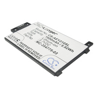 Aftermarket Amazon Kindle Touch and Paperwhite 2014 Replacement Battery