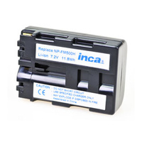 Inca Sony NP-FM500H Compatible Digital Camera Battery
