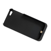 Qi Wireless Charging Receiver Case iPhone 5 (Black)