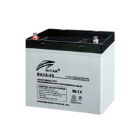 Ritar 12v 55ahr Gel Deep Cycle Lead Acid Battery