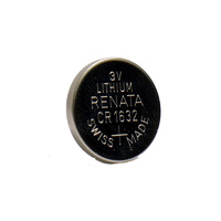 Renata BR1632 3v Lithium Button Cell Battery
