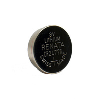 Renata CR2477N 3v Lithium Button Cell Battery