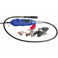 Flexible Shaft Rotary Tool Set