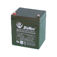 Alarm System 12v 4.2ah Sealed Lead Acid Battery