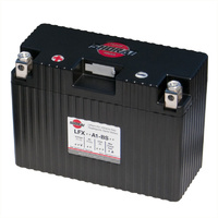 Shorai LFX12A1-BS12 155cca High Performance Lithium Battery