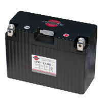 Shorai LFX18L1-BS12 270cca High Performance Lithium Battery