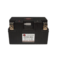 Shorai LFX19A4-BS12 285cca High Performance Lithium Battery