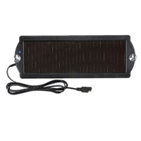 Projecta 12v 1.5w Amorphous Solar Panel and Charger