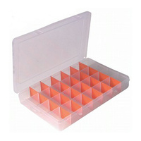 Storage Box – 28 Compartment 357x48x220