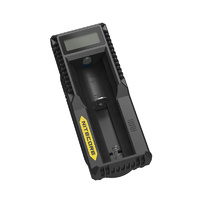 Nitecore Li-Ion and IMR USB Charger and Management System