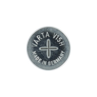Varta V15H 1.2v 15mah Ni-MH Rechargeable Button Cell