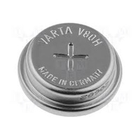 Varta V80H 1.2v 80mah Ni-MH Rechargeable Button Cell