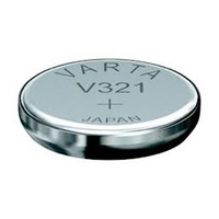 Varta V321 SR66 1.55v Silver Oxide Watch Battery