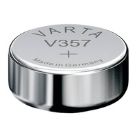 Varta V357 SR44 1.55v Silver Oxide Watch Battery