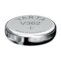 Varta V362 SR362 1.55v Silver Oxide Watch Battery