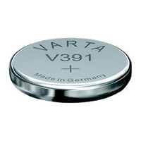 Varta V391 SR55 1.55v Silver Oxide Watch Battery