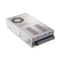 MeanWell AC-DC 15v 23.2a 350w Enclosed Power Supply