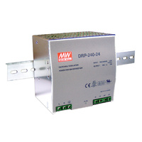 MeanWell AC-DC 24v 10A 240w DIN Rail Power Supply