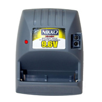 Nikko 9.6v Slot In and Plug Style NiMH battery Charger