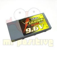 Nikko 9.6v 700mah Slot In Battery Pack