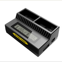 Nitecore UGP3 Intelligent GoPro hero 3 and 3 Plus USB Battery Charger