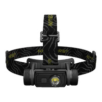 Nitecore HC60 Cree LED Headlamp inc Free 3400mah Battery