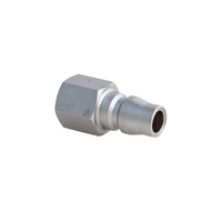 "Male Nitto Style 1/4"" Female Threaded Coupler"