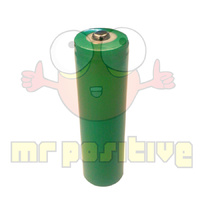 Panasonic 18650 3.7v 3400mah With New Positive Cap (NCR18650B)