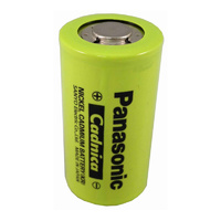 Panasonic C Size 1.2v 3000mah Fast Charge Ni-CD (No Tabs)