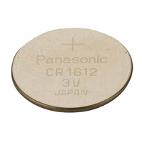 Panasonic CR1612 3v Lithium Button Cell Battery