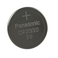 Panasonic CR2330 3v Lithium Button Cell Battery