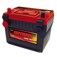 Odyssey PC1230 High Performance 12v 730ccA AGM Sealed Lead Acid Battery