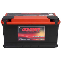 Odyssey PC1350 High Performance 12v 770ccA AGM Sealed Lead Acid Battery