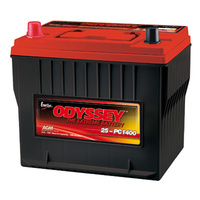 Odyssey PC1400-35 High Performance 12v 820ccA AGM Sealed Lead Acid Battery T1