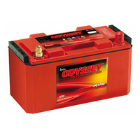 Odyssey PC1700MJ High Performance 12v 875ccA AGM Sealed Lead Acid Battery