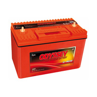 Odyssey PC2150MJT High Performance 12v 1150ccA AGM Sealed Lead Acid Battery