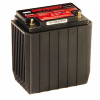 Odyssey PC625 High Performance 12v 265ccA AGM Sealed Lead Acid Battery