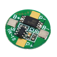 PCM For 3.6v-3.7v 1s Li-Ion Battery 3.5a