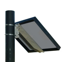 Solar Panel Side Pole Mount for 20w - 40w Modules
