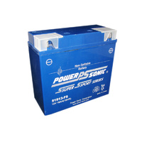 Power Sonic 51913-FS 12v 190ccA 19.5ahr Activated AGM Motorbike Battery