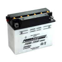 Power Sonic C50-N18A-A 12v 260ccA 20ahr Conventional Motorbike Battery (Y50-N18A-A)