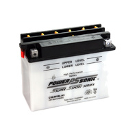 Power Sonic C50-N18L-A3 12v 260ccA 20ahr Conventional Motorbike Battery (Y50-N18L-A3)
