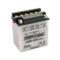 Power Sonic CB10L-A2 12v 160ccA 11ahr Conventional Motorbike Battery (YB10L-A2)