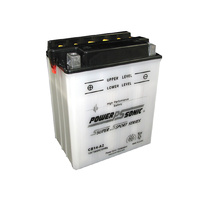 Power Sonic CB14-A2 12v 190ccA 14ahr Conventional Motorbike Battery