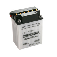 Power Sonic CB14A-A 12v 190ccA 14ahr Conventional Motorbike Battery