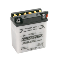 Power Sonic CB3L-B 12v 32ccA 3ahr Conventional Motorbike Battery