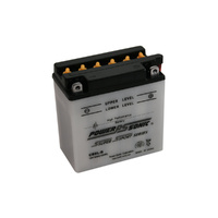 Power Sonic CB9L-B 12v 130ccA 9ahr Conventional Motorbike Battery