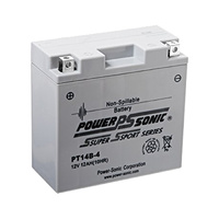 Power Sonic PT14B-4 12v 135ccA 12.5ahr Activated AGM Motorbike Battery (YT14B-4)